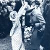 Krsna's Garlands Grace Queen Elizabeth II