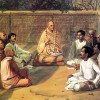 Srila Prabhupada Meets His Guru