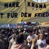 Hare Krsna—A Spiritual Force at the Antinuclear Rally