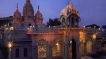 Krishna-Balaram Temple in Vrindavan