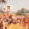 Ox Cart Sankirtana