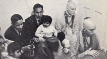 Kirtan at the Hindu Centre, London
