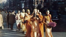 ISKCON Around the World (1970 Photos)