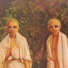 Caitanya's chief disciples Rupa Gosvami and Sanatana Gosvami