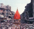 Bombay Ratha-yatra Festival Biggest Ever