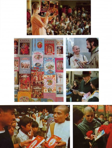 Srila Prabhupada's Books, ISKCON Press, Los Angeles, 1974.