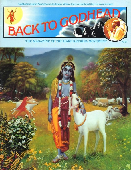 Back to Godhead - Volume 01, Number 65 - 1974