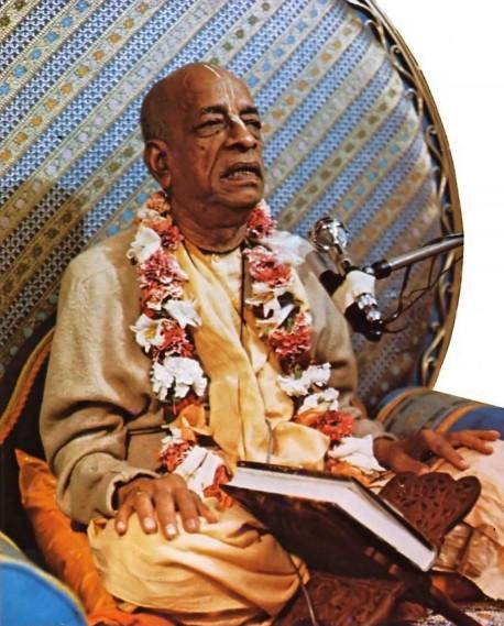 His Divine Grace A.C. Bhaktivedanta Swami Prabhupada