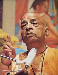 Prabhuapda Preaching 1975.