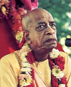 Srila Prabhupada Preaching at New Vrindavan, West Virginia, 1975.