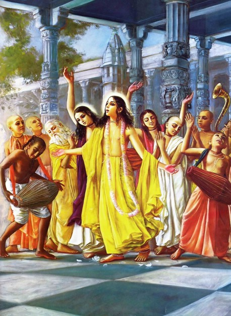 Lord Caitanya and His associates, together they are called the Panca-Tattva