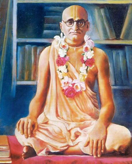 Srila Bhaktsiddhanta Sarasvati Thakur Parbhupada