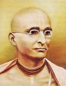 His Divine Grace Srila Bhaktisiddhanta Sarasvati Thakura