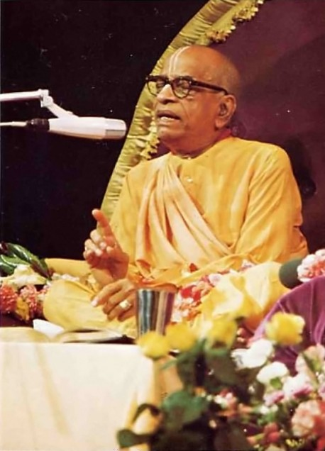 "Srila Prabhupada preaches on ""What is a Guru"""