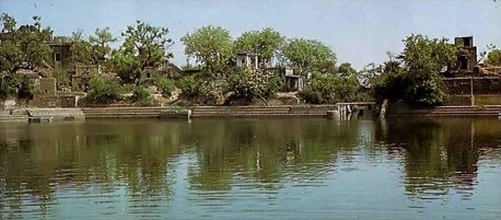 Syama Kunda, Vrindvan 1975.