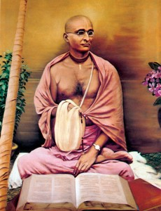 Srila Bhaktsiddhanta Sarasvati Thakur, the Spiritual Master of His Divine Grace A.C. Bhaktivedanta Swami Prabhupada