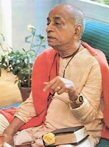 Srila Prabhupada Preaching