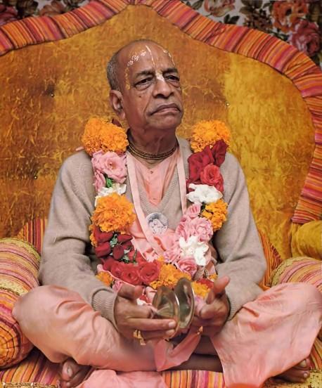 His Divine Grace A.C. Bhaktivedanta Swami Prabhuapda