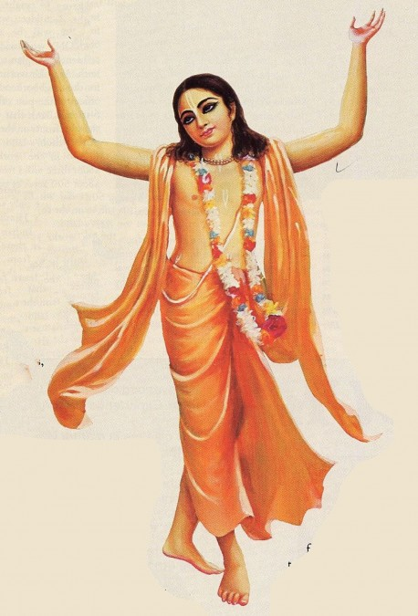 Lord Sri Caitanya Mahaprabhu, Gouranga, The Golden Avatar
