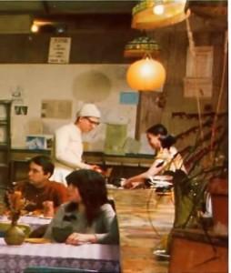Hare Krishna Restaurant Opens in Atlanta 1976