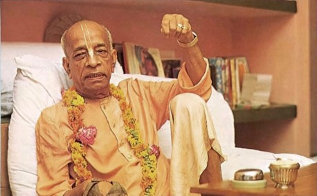 Srila Prabhupada preaches on Liberty and Dependence on God