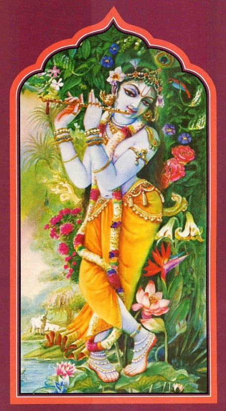 Krishna, the Reservior of Pleasure