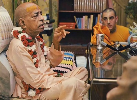 """God can speak to you"" -- Srila Prabhupada 1976"
