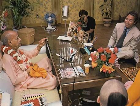 Religion is useless without God consciousness -- Srila Prabhupada