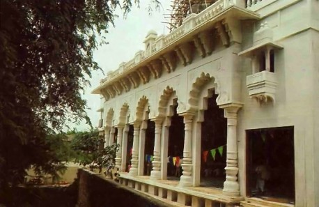 ISKCON Hyderabad 1977 Temple