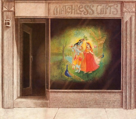26 2nd Ave New York Matchless Gifts Storefront. ISKCON first Temple.