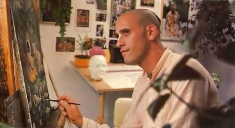 Matthew Goldman (Puskara dasa), in a reflective mood.