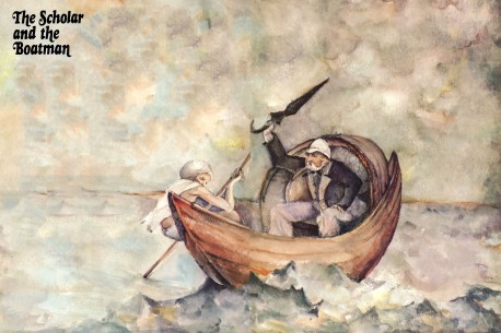 The Scholar and the Boatman.