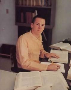 Jagannatha dasa ISKCON Sanskrit Student 1977