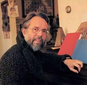 Dr. Harvey Cox, theologian at Harvard Divinity School - 1977