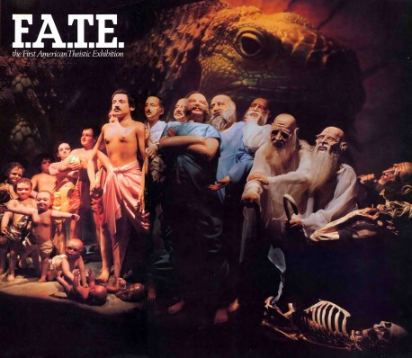 FATE -- First American Theistic Exhibit. ISKCON Hare Krishna Los Angeles 1977