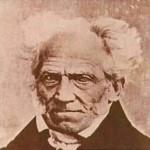 Arthur Scophenhauer (1788-1860) German pessimist philosopher.