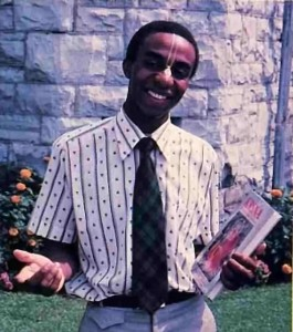 Ugresa dasa, book distributor (ISKCON Toronto) 1977