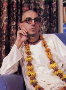 Initiating guru for the United Kingdom, His Divine Grace Jayatirtha Maharaja