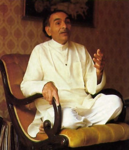 """ Krsna consciousness is our culture,""  says Maganbhai Bhimjiyani"