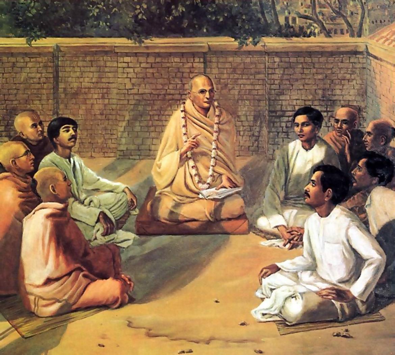 Srila Prabhupada Meets His Guru | Back to Godhead