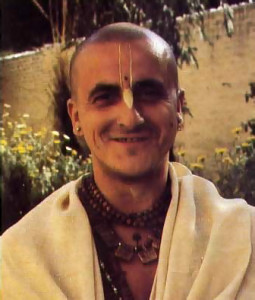 "Says Ornkara dasa, who oversees the Deity worship at the temple, ""I try to instill a sense of personalism in the worship. After all, Krsna is the Supreme Person."""