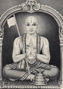 Srila Ramanujacarya (A.D. 1017 -1137)