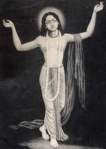 Sri Caitanya Mahaprabhu (A.D . 1486 -1534)