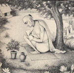 Srila Krsnadasa Kaviraja Gosvami (16th-17th centuries A.D.)