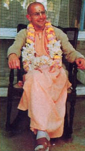 Srila Ramesvara Swami, the spiritual master in charge of ISKCON Los Angeles, is a pioneer in spreading Krsna consciousness through book publication and distribution