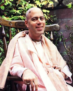 Srila Tarnal Krishna Goswami Gurudeva orchestrates ISKCON's affairs in the southwest United States.