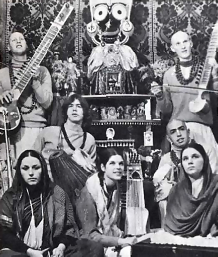 London ISKCON Yatra 1969 | Back to Godhead