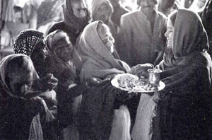 Simply by accepting prasadam, food offered to Krsna, one can gain spiritual strength.