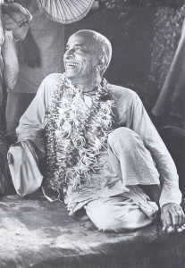 "His Divince Grace A.C. Bhaktivedanta Swami Prabhupada: ""The answer is found in every one of his books"""