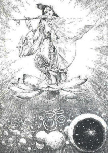 Lord Sri Krsna, the Supreme Personality of Godhead